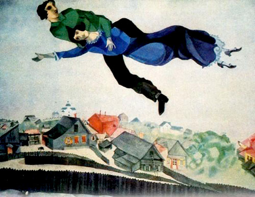 Chagall_flight