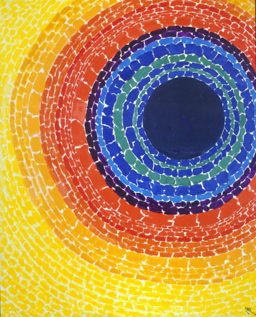 Alma-Thomas-The-Eclipse-1970-Smithsonian-Art-Museum-gift-of-artist
